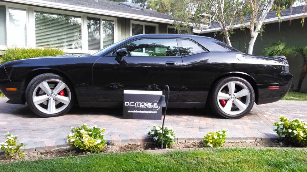 Wheel Repair – Dodge Challenger SRT