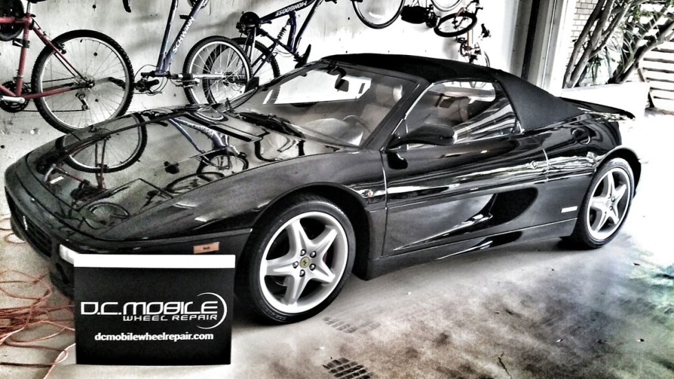 Wheel Repair – Ferrari F355 Spider