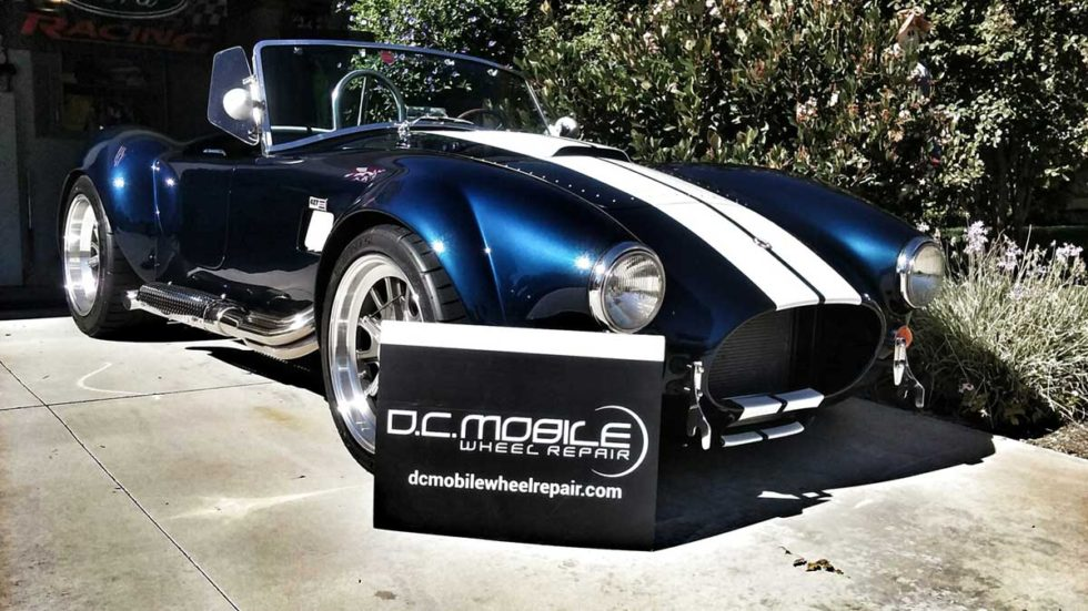 Wheel Repair – Shelby Cobra